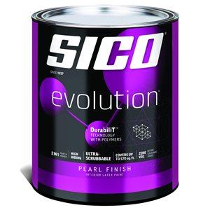 SICO Multi-Colour Satin Latex Interior Paint (Actual Net Contents:30.0)