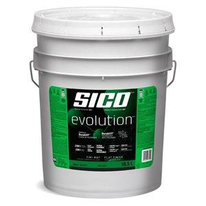 SICO Multi-Colour Flat Latex Interior Paint (Actual Net Contents:619.0)