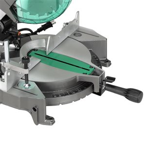 Metabo HPT (was Hitachi Power Tools) 10-in Compound Miter Saw