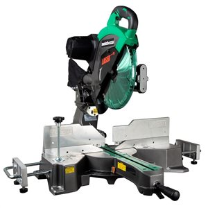 Metabo HPT (was Hitachi Power Tools) 12-in Sliding Miter Saw