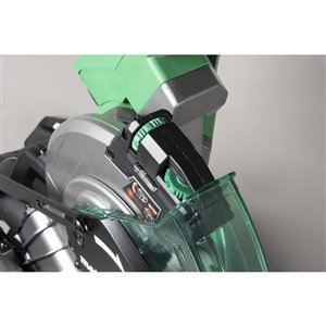 Metabo HPT (was Hitachi Power Tools) Hitachi Power Tool 10-in 15-Amp Dual Bevel Sliding Compound Corded Miter Saw
