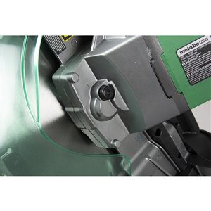 Metabo HPT (was Hitachi Power Tools) 10 In. Slide Miter Saw