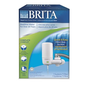 Brita Brita On Tap White Filtration System