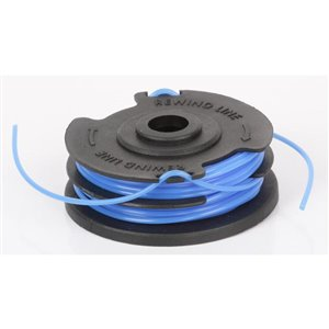 Greenworks 20-ft Spool 0.065-in Spooled Dual Trimmer Line