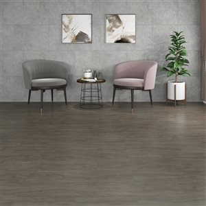 Faber Centurion 4mm Summer Wheat Oak Vinyl Plank Flooring 7 In X 48 In Lowe S Canada