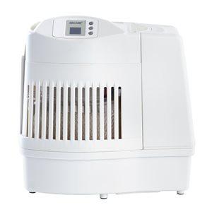AIRCARE 2.5-Gallon Mini-Console Evaporative Humidifier for 2600 Sq. Ft.