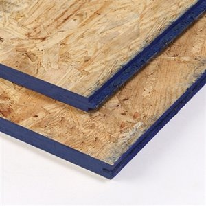 19/32-in x 4-ft x 8-ft Tongue & Groove OSB Subfloor Panel
