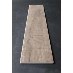 Centurion Rigid Core 7-in x 48-in Auburn Oak Luxury Vinyl Plank