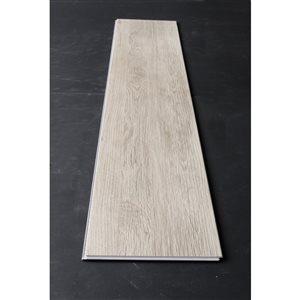 Faber Centurion 7-in x 48-in Clay Oak Luxury Vinyl Plank