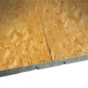 23/32-in x 4-ft x 8-ft Tongue and Groove OSB Subfloor Underlayment Panel