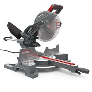 CRAFTSMAN CFT 10-in SB Sliding Miter Saw