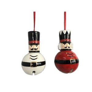 Nutcracker Bell Ornaments