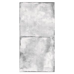 MURdesign 48-in x 8-ft Smooth Metal Birch MDF Wall Panel