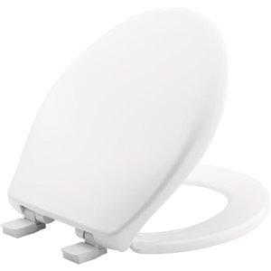 Mayfair Plastic Elongated Slow-Close Toilet Seat