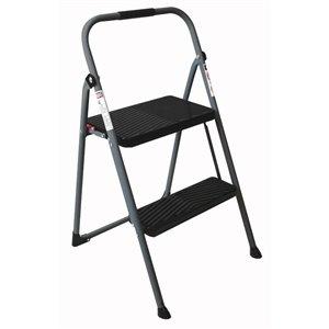 Werner 2-Step Steel Stepstool 225lb