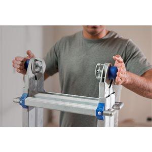 Werner 13-ft Type 1AA - 375 lbs. Capacity Aluminum Multi-Purpose Ladder