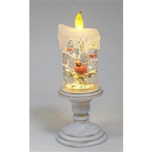 Holiday Living Acrylic LED Candle
