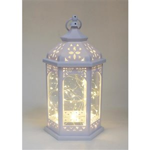 Holiday Living 13 In. H Projection Lantern