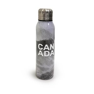 Canadian Mountains Water Bottle