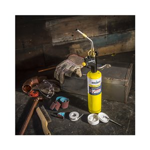 BernzOmatic Max Heat Torch Kit for Faster Work Times