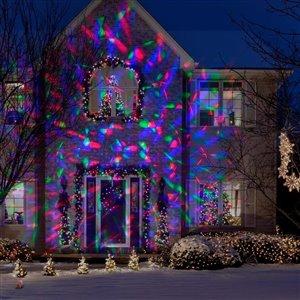 LightShow LS PRJCTN Kaleidoscope Red/Blue/Green