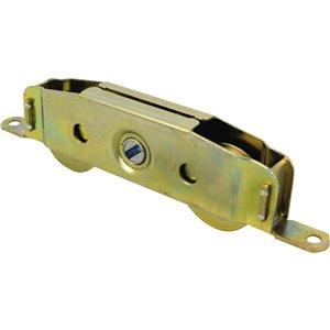 Adjustable 1.25-in Steel Tandem Sliding Patio Door Roller Assembly