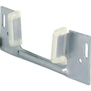Prime-Line 1-3/8-in Universal Pocket Door Bottom Guide