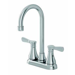 American Standard Cyprus Stainless Steel Bar Faucet