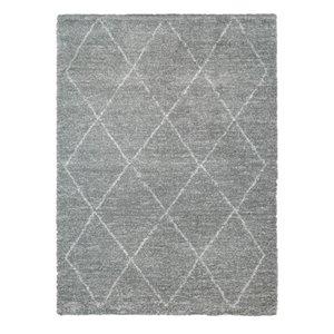 Balta Gray/Cream (Common:; Actual: 5.25-ft W x 7.22-ft L)