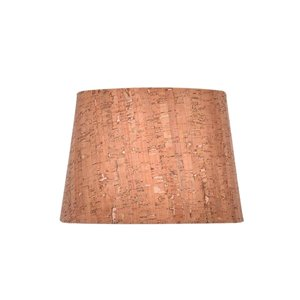 Catalina 13 In. Cork with Gold Specks Shade