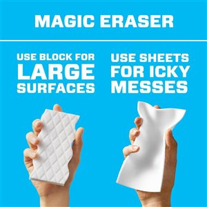 Mr. Clean Magic Eraser Cleaning Sheets 16ct