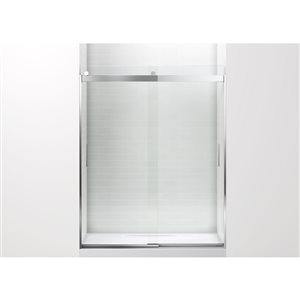 Kohler Levity 60 In 1 4 In Glass Thickness Shower Door