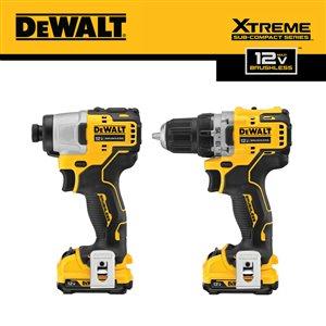 DEWALT 12 V MAX XR Drill/Impact Drive