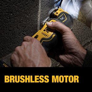 DEWALT 20V MAX XR Brushless Oscillating Multi-Tool Cordless (Tool Only)