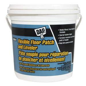 Dap Flexible Floor Patch And Leveler Ready To Use 3 8l