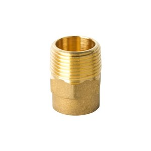 3/4-in Dia. Copper Threaded Adapter Fitting