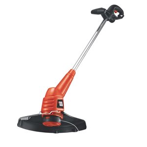 BLACK+DECKER 13-in 4.4-Amp Corded Trimmer and Edger