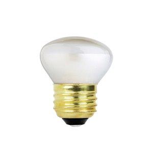 Feit Electric 25-Watt Medium Base (E-26) Dimmable R14 Incandescent Light Bulb (1-Pack)