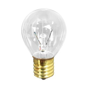Feit Electric 25-Watt Intermediate Base (E-17) Dimmable Bulged S Incandescent Light Bulb (1-Pack)