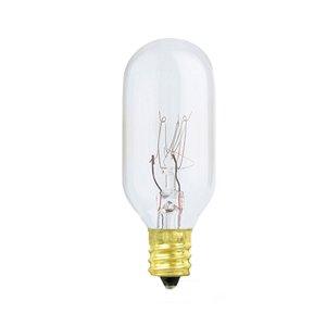 Feit Electric 25-Watt Intermediate Base (E-17) Dimmable Tubular T8 Incandescent Light Bulb (1-Pack)