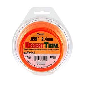 Desert Trim 40-ft Spool 0.095-in Trimmer Line