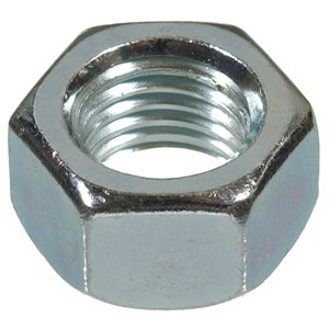 Hillman 1/4-in-20 Zinc Plated Standard (SAE) Hex Nuts