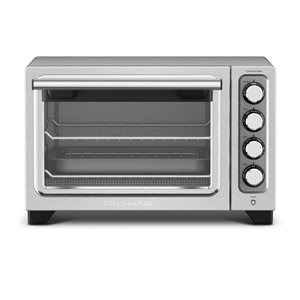KitchenAid 12-in Stainless Steel Convection Toaster Oven