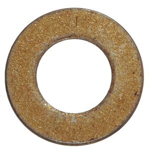 Hillman 4-Count 7/16-in x 7/8-in Zinc Plated Standard (SAE) Flat Washers