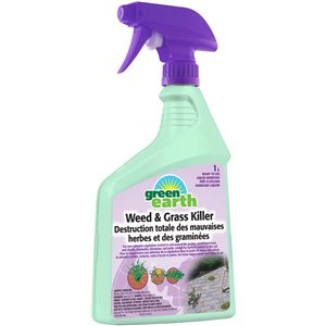 Green Earth 33.8-oz Weed and Grass Killer 1L Rtu