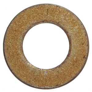Hillman 3-Count 9/16-in x 1-1/8-in Zinc Plated Standard (SAE) Flat Washers
