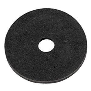 7/16-in x 1-in Dia. Rubber Washer (2-Pack)