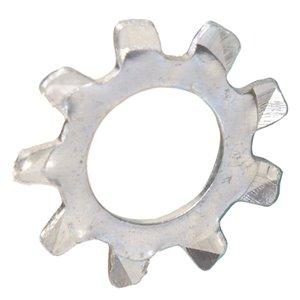 Hillman Steel Standard (SAE) External Tooth Lock Washers