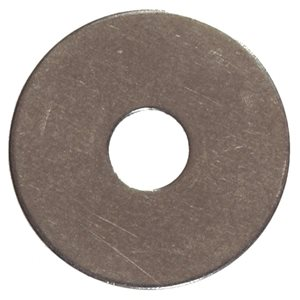 5-Count 5/16-in x 1-1/2-in Stainless Steel Standard (SAE) Fender Washers
