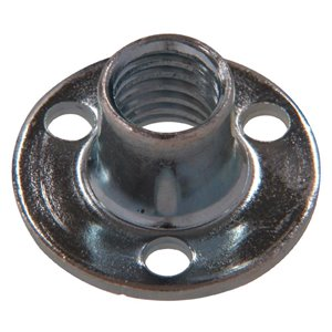 Hillman 5/16-in-18 Zinc-Plated Standard (SAE) Brad Hole Tee Nut